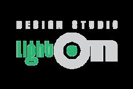 Реклама и дизайн Пловдив Light on лого